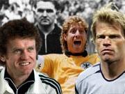 Deutscher Fußball Einig Torwartland