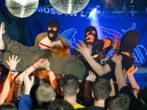 Moscow Death Brigade im JIG