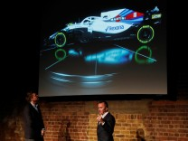Williams Formula One Launch