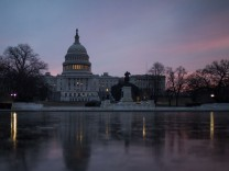 After Another Gov't Shutdown, Congress Attempts To Vote Again On Budget Bill