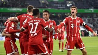 Bundesliga - VfL Wolfsburg vs Bayern Munich