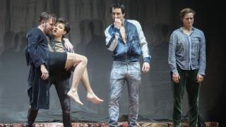 Fotoprobe 'Panikherz' im Berliner Ensemble