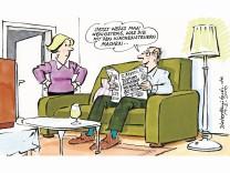 Ausgabe 19.02.2018 Karikatur Forum