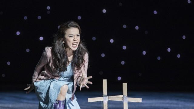 Oper Nürnberg Idomeneo Ina Yoshikawa (Ilia)