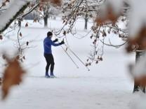 Hadorf: Golfplatz Langläufer