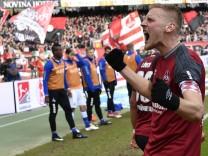18 02 2018 Fussball Saison 2017 2018 2 Fussball Bundesliga 23 Spieltag 1 FC Nürnberg N