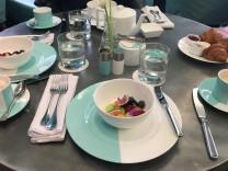 Blue Box Café, Tiffany & Co., New York