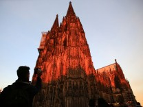 Dom in der Abendsonne