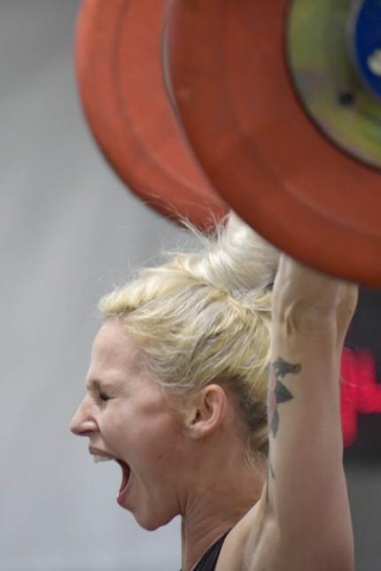 Gewichtheben Gewichtheben