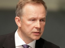 FILE PHOTO: Latvia's central bank chief Rimsevics speaks during the international conference 'Against The Odds: Lessons From The Recovery In The Baltics' in Riga