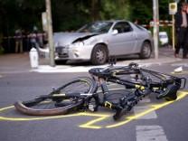Fahrradunfälle