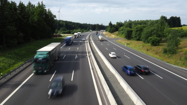Die Zahl der Verkehrstoten in Bayern ist 2017 gesunken.