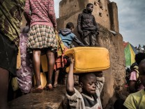 Cholera-Epidemie im Kongo