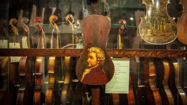 Dachau Violinen der Hoffnung