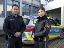 Olching: Polizei (PI) - neue Uniformen