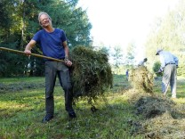 Überacker: LBV pflegt Fussberg-Moos