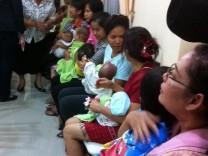 Japaner bekommt in Thailand Sorgerecht für 13 Kinder