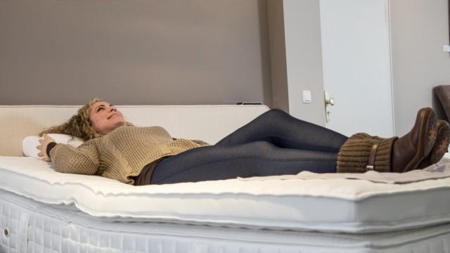 stiftung warentest billigste matratze ist die beste. Black Bedroom Furniture Sets. Home Design Ideas