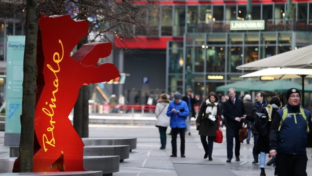 General Views - 68th Berlinale International Film Festival