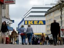 Ikea eröffnet Filiale in Hamburg-Altona