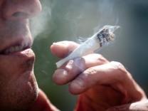 Haschisch rauchen