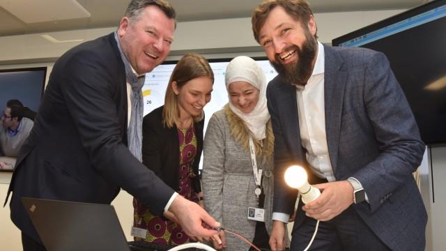 Integration IT-Schulung für Flüchtlinge
