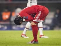 München 20 02 2018 James Rodr'guez FCB Verletzung Bayern München Besiktas Istanbul *** Munich 2