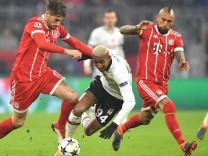 Champions League: Bayern München trifft 2018 im Achtelfinale auf Besiktas Istanbul.