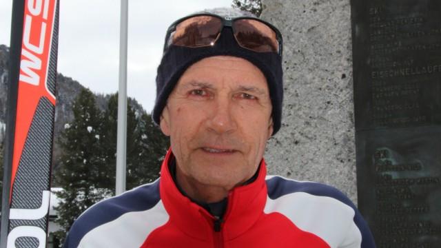 Ski Skimarathon in der Schweiz