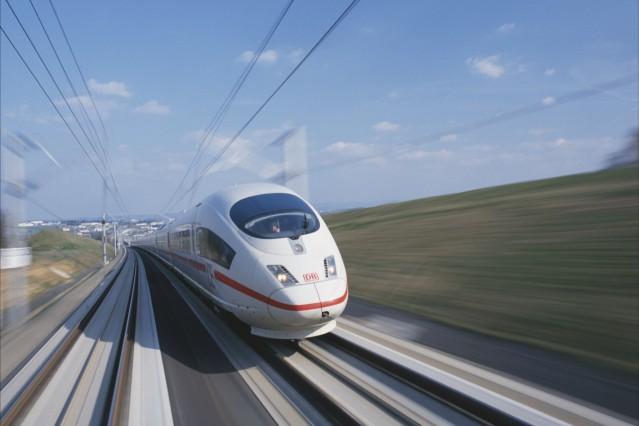 InterCityExpress 3  (ICE 3) NBS Köln-Rhein/Main