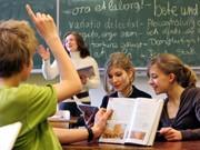 Eignungstest für Lehrer, dpa