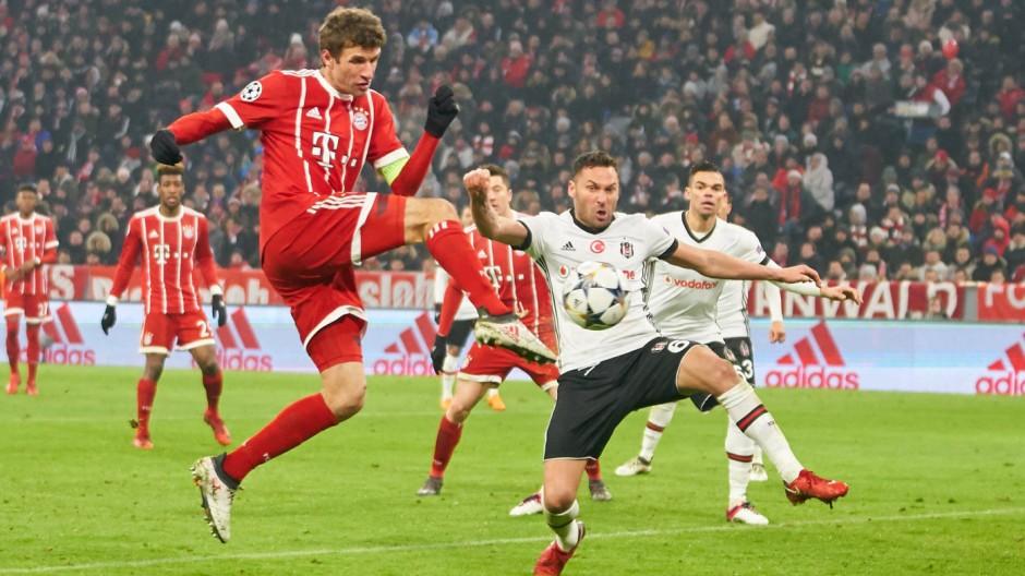 """Thomas Müller beim FC Bayern: """"Er kann's"""""""