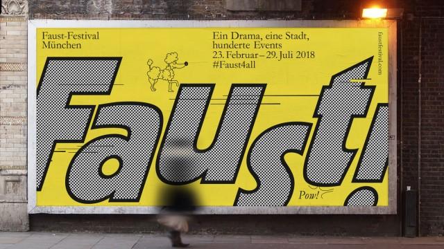 'Faust auf Faust' / Der Frühling in München 2018