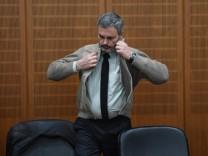 Urteil im 'Lasermann' -Prozess