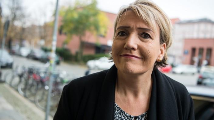 Bis Januar war Simone Peter Chefin der Grünen.