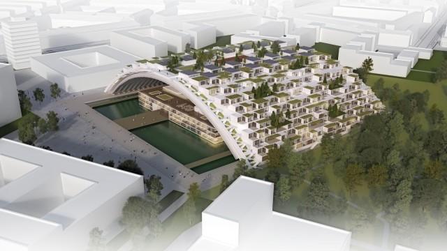 Wirtschaft in München Stadtgestaltung