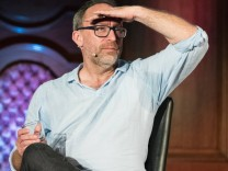 July 5 2017 London Greater London UK London UK Wikipedia founder JIMMY WALES in conversatio