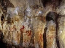 Neandertaler schufen älteste Höhlenkunst