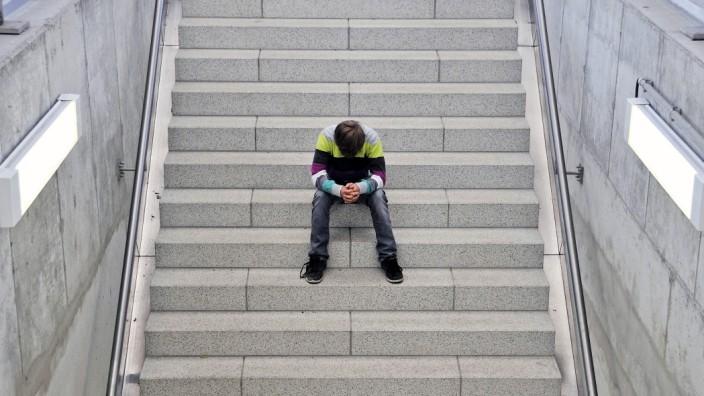 Depressionen gelten als Volkskrankheit, Antidepressiva sollen den Betroffenen helfen.