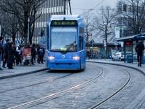 Verkehr am Orleansplatz und Ostbahnhof, 2. Stammstrecke