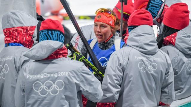 Pyeongchang 2018 - Biathlon