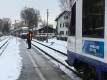 Bahnhof Utting