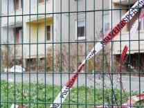 Asylbewerberunterkunft in Chemnitz