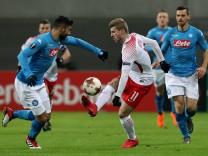 RB Leipzig v Napoli - UEFA Europa League