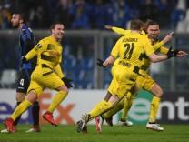 Europa League Round of 32 Second Leg - Atalanta vs Borussia Dortmund