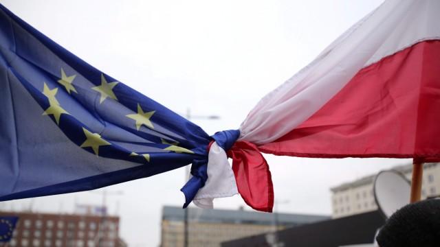 Polen EU Haushalt