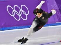 Pyeongchang 2018 - Eisschnelllauf