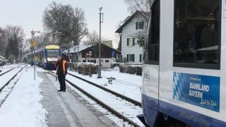 Deutsche Bahn Bahn-Verkehr