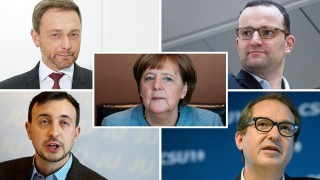 Bundestagswahl CDU