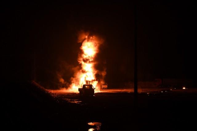 Turkish offensive against Kurdish militia in Syria